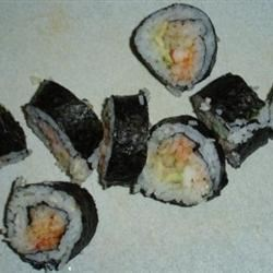 My First Sushi Roll