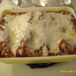 Lasagna Spinach Roll-Ups