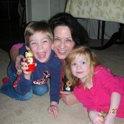 Ethan, Janalynn & Grandma Barb
