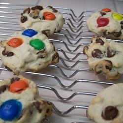 Chocolate Chip Shortbread Cookies I