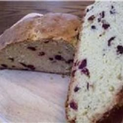 Grandma McAndrews' Irish Soda Bread Recipe - Make an easy, round loaf of traditional Irish soda bread with a cross cut into the top with this recipe from a real Irish grandma.