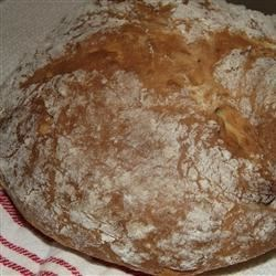 Brennan's Irish Soda Bread Recipe - Real Irish soda bread was and is a simple loaf made with just a few ingredients, swiftly put together and baked. Here's an old family recipe for your St. Patrick's Day festivities.