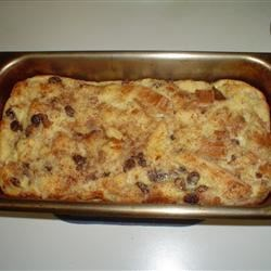 Panama CD4 Old-fashioned Bread Pudding