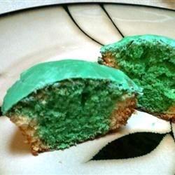 Irish Cream Festive Cupcake