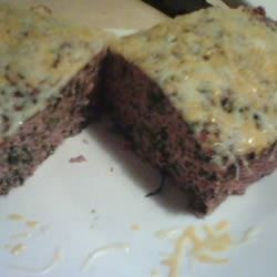 Spinach Mozzarella Meatloaf Recipe - Spinach and mozzarella cheese make this exciting meat loaf moist and delicious.