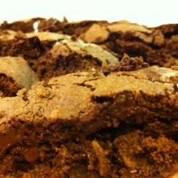 Chocolate Nut Biscotti