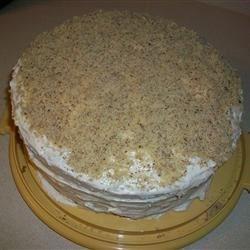 Alma's Italian Cream Cake