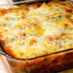 Cheryl's Spinach Cheesy Pasta Casserole Photos - Allrecipes.com