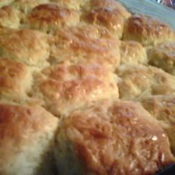 Pani Popo (Hawaiian Coconut Bread) Recipe - Delicious Hawaiian bread that anyone will love--even those who don't like coconut! Eat it for dessert or with any meat hot off the grill. Tastes great warm or cool.