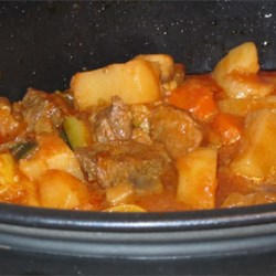 Special Irish Beef Stew