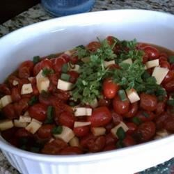 Carmelized Tomato Salad