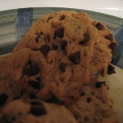 Peanut Butter Choco Chip Cookies Recipe -  I hope this will be of help to all those cookie lovers out there who can't  consume flour.