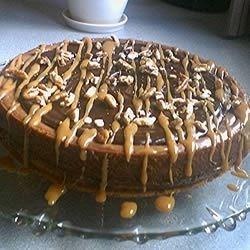 Chocolate Turtle Cheesecake I