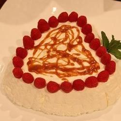 Coeur à la Crème Fraîche