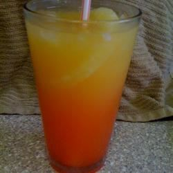 Bahama Mama Recipe and Video - A delicious tropical adult drink!