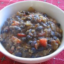 home recipes soups stews and chili soup beans and peas black bean soup