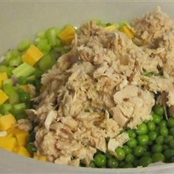 Kitty's Tuna Pasta Salad