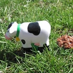 Cow Patty Cookies