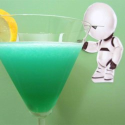 Pangalactic Gargleblaster Recipe - A potent drink based on the description in the very popular Hitchhiker's Guide to the Galaxy book.