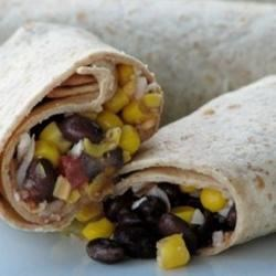 Make Ahead Lunch Wraps Recipe - These are a delicious make-ahead lunch to freeze as a handy lunch to bring to work! Just make, freeze, and then heat in the microwave for a very balanced meal.