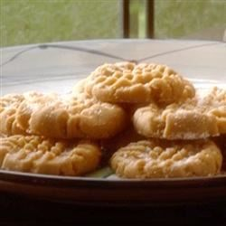Magical Peanut Butter Cookies by Paula Dean