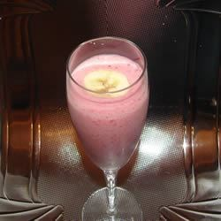 Blended Fruit Chiller
