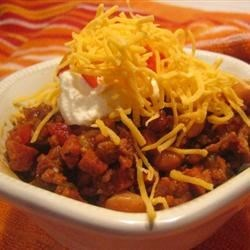 Polish Chili Recipe - I received this recipe from my sister-in-law's friend and she is from Poland. It has fresh chilies and tomatoes, along with beef and polish sausage. This is a really good, different chili recipe.