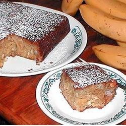 Jamaica Cake Recipe - This cake is made right in the pan.  No extra dishes to mess up and very good. A favorite at reunions, parties, etc.