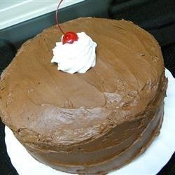 Chocolate Amaretto Frosting