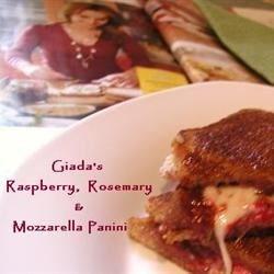 Giada's panini