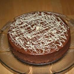 Fudge Truffle Cheesecake