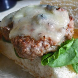 Beer Burgers Recipe - Beer keeps these burgers moist!