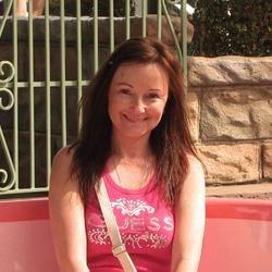 Me in Disneyland