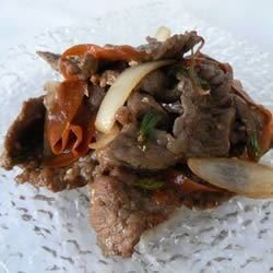 Bulgogi (Korean BBQ)