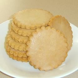 My Favorite Sugar Cookies Recipe - This sugar cookie recipe is great for Christmas cut-out cookies.
