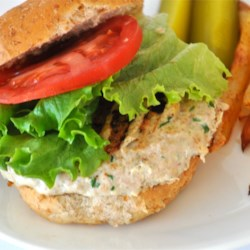Actually Delicious Turkey Burgers Recipe and Video - Turkey burgers are a delicious change of pace. Slap these moist patties on the grill for a special summer treat!