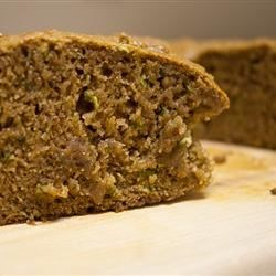 Kingman's Vegan Zucchini Bread Recipe - Delicious and fluffy zucchini bread can be made without eggs. Let me show you how!