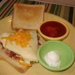 The Breakfast Omwich