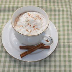 Gunline Coffee Recipe - My Husband is in the artillery and every time he goes out to the field this is what he and the guys on his gun request.  They were the ones that came up with the name for this wonderful drink.  I love to bring it with us when we camp as well.  We love it!