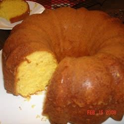 Luscious Lemon Cake Recipe - This cake is so moist and delicious, and is even better the second day!
