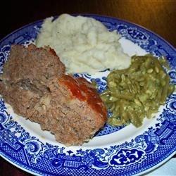 Mom's Best Meatloaf