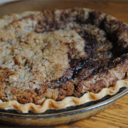Shoofly Pie V Recipe - A classic Pennsylvania Dutch pie made with molasses, brown sugar and butter.