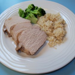 Amazing Pork Tenderloin in the Slow Cooker