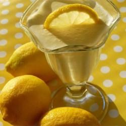 Ida's Lemon Mousse Photos - Allrecipes.com