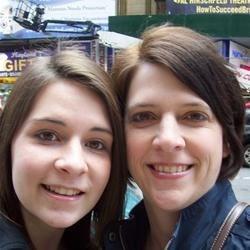 Jen and I NYC