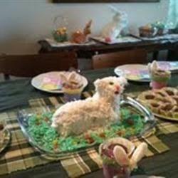 Easter Lamb Cake II Photos - Allrecipes.com