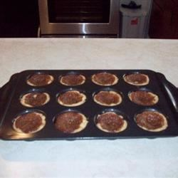 Betty Tarts Recipe - If you love your Canadian-style butter tarts, this easy recipe will cure your craving. The tart shells are purchased, so all you do is fill and bake.