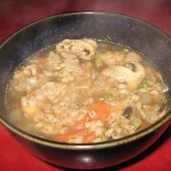 mushaboom soup