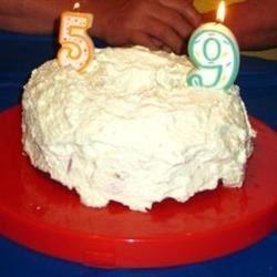 Pistachio Nut Cake I