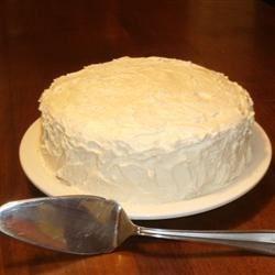 Martha Stewart Vanilla Cake